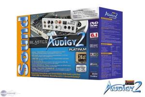 Creative Labs Sound Blaster Audigy 2 Platinum