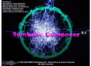 Tonality Systems Symbolic Composer 5.2 For The Macintosh