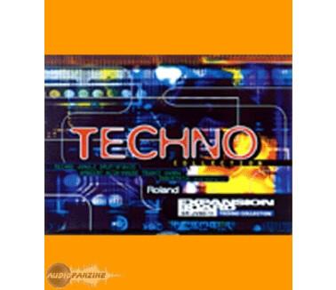 Roland SR-JV80-11 Techno