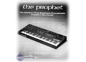 Back in Time Records Evalon II Expansion: The Prophet 5