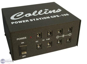 Collins Power Station CPS-108