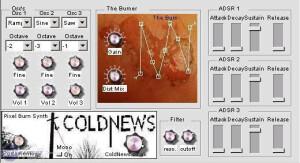 Coldnews Pixel Burn [Freeware]