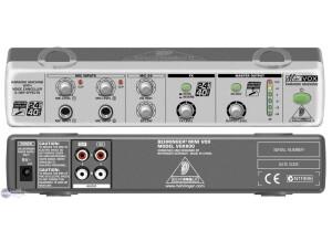 Behringer MINI VOX800