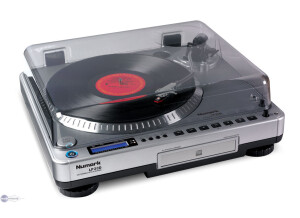 Numark LP 2 CD