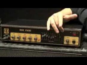 Eden Amplification ROC 1500