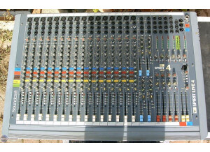 Soundcraft Spirit Live 4² 16 V