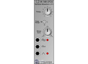 Doepfer A-146 Low Frequency Oscillator 2 / LFO 2