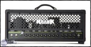 Krank Amplification Dimebag Signature Series - Krankenstein Head