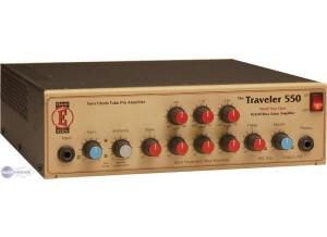 Eden Amplification WT-550 TheTraveler