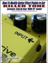 Guitartone.net How to modify guitar effect pedal to get the Killer Tone