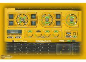 LinPlug CronoX 3