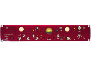 Focusrite Red 7 Mono Mic-Pre & Dynamics