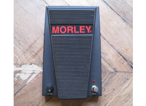 Morley Pro Series Wah Silent Switching