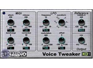 RBC Audio Voice Tweaker