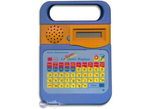 Texas Instruments Super Dictée Magique