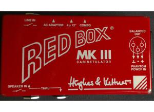 Hughes & Kettner Red Box MK III