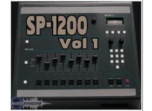 Goldbaby Productions SP1200 Vol 1