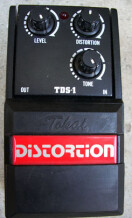 Tokai TDS-1 Distortion