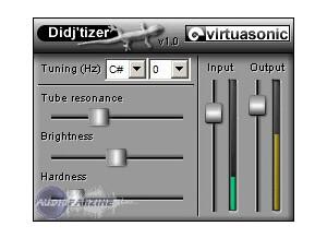 Virtuasonic Didj'tizer