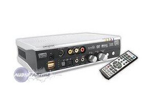 Creative Labs Sound Blaster Audigy 2 ZS video editor