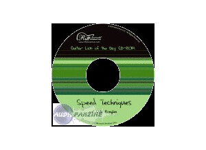 Riff Interactive Speed Techniques CD-ROM
