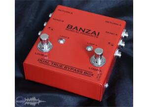 Banzai Dual True Bypass Box