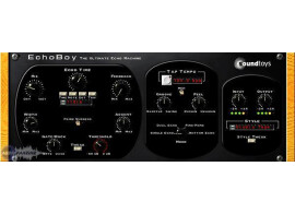 The SoundToys plug-ins in AAX and 64-bit formats