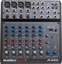Alesis MultiMix 8 FireWire