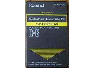 Roland SN-R8-04 : Electronic