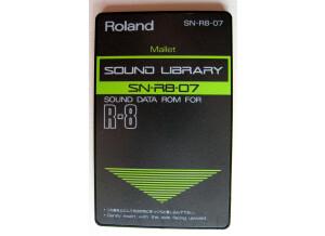 Roland SN-R8-07 : Mallet
