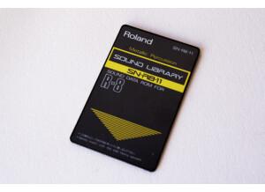 Roland SN-R8-11 : Metallic Percussion