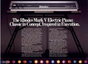 Rhodes Mark V Stage 73