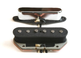 Bare Knuckle Pickups Brown Sugar Tele Single Coil Set