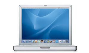 """Apple Powerbook G4 1,5 GHz Combo 512 12"""""""