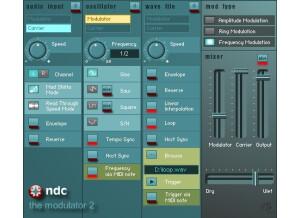 ndc Plugs The Modulator 2 [Freeware]
