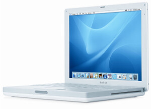 "Apple iBook G4 - 1,42 MHz - 14"" - Superdrive"