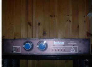 Lexicon Delta T model 92digital delay stéréo