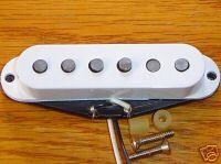 Fender Vintage Staggered Alnico V Single Coil