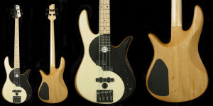Fodera Guitars Victor Wooten Yin Yang