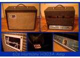 Harmony (String Instruments) H303A