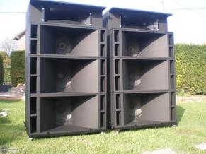 Mettler Audio Systèmes chateaux