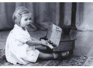 Michelsonne Paris Mini Piano