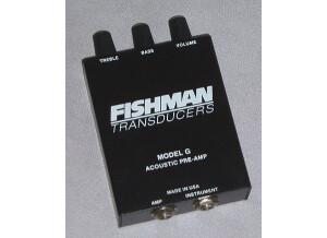 Fishman Model G Acoustic Preamp