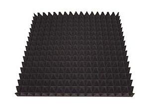 the t.akustik Pyramidenschaum