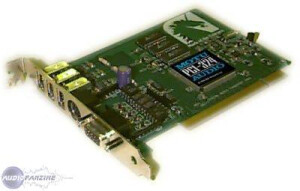 MOTU PCI-324