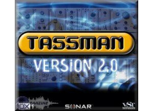 Applied Acoustics Systems Tassman 2.x