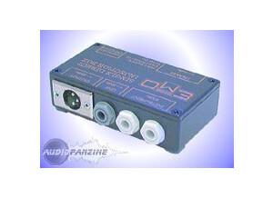 EMO Systems E520 Single channel passive DI box