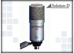 Neumann D 01 Single Mic