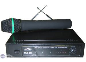 JCB MVD-200