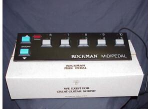 Rockman MidiPedal